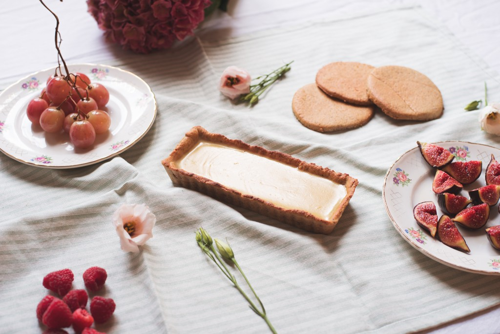 La tarte d'octobre rose - Lili Blue Cherry blog lifestyle -4